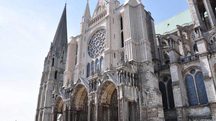cathédrale chartes visite vacances france