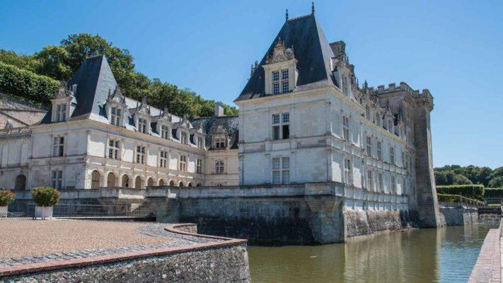 chateau de villandry val de loi
