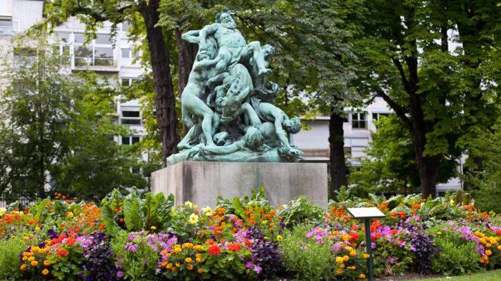 jardin du luxembourg vacances à paris
