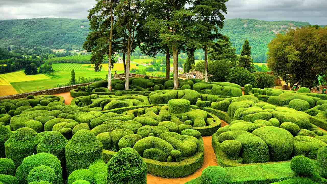 S jour en aquitaine d couvrez les jardins de marqueyssac - Le manuel des jardins agroecologiques ...