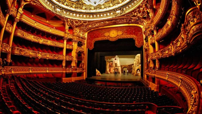 l'opéra Garnier vacances à Paris