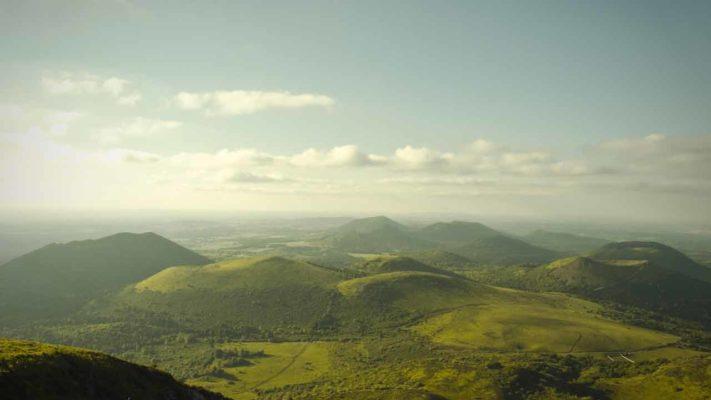 randonnée volcan Auvergne séjour france