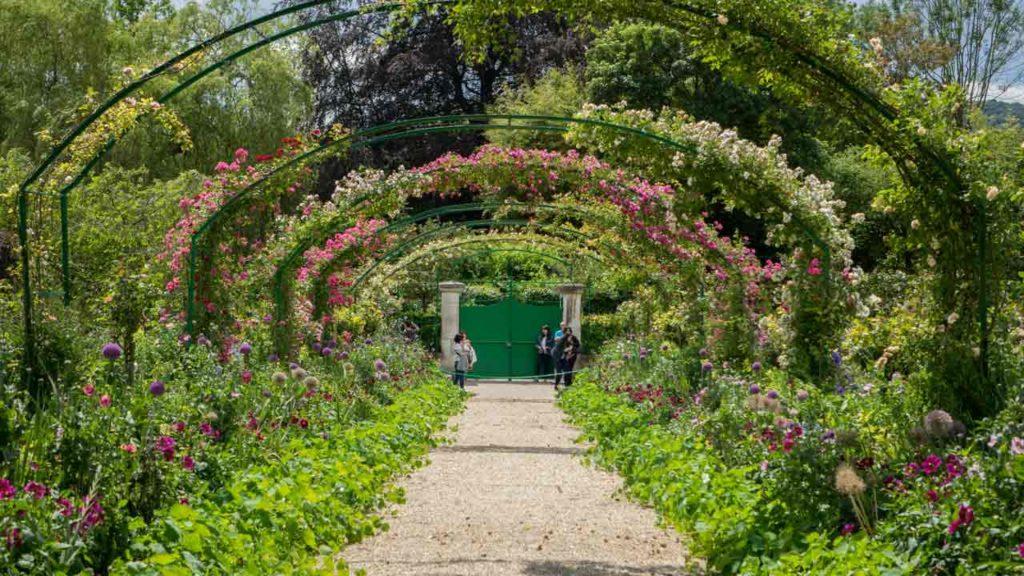visite de la maison et des jardins de Monet vacances Normandie