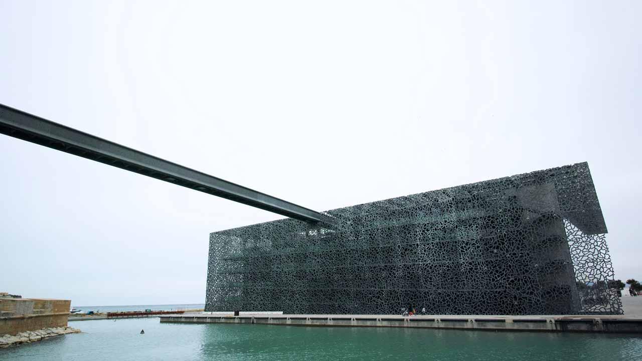 visite du mucem vacances à Marseille
