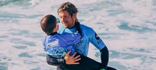 cours de surf au Pays Basque