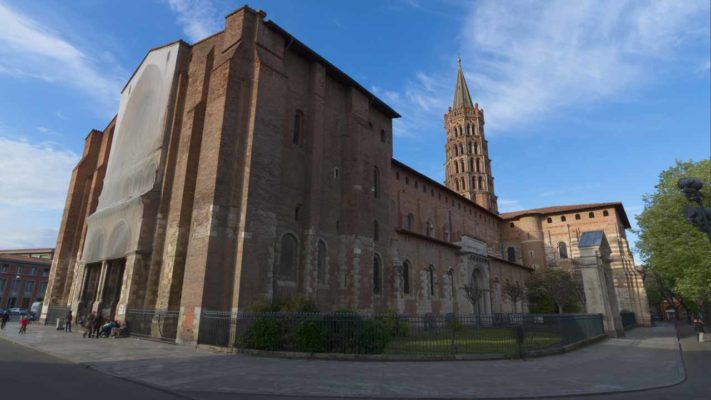 basilique saint sernin vacances gard