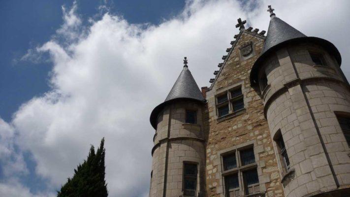 château d'angers vacances france