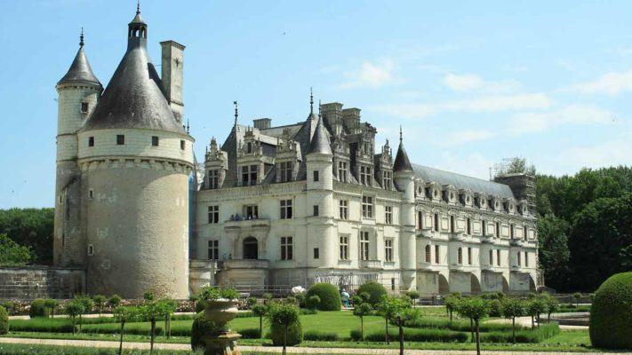château de chenonceau séjour dans le centre