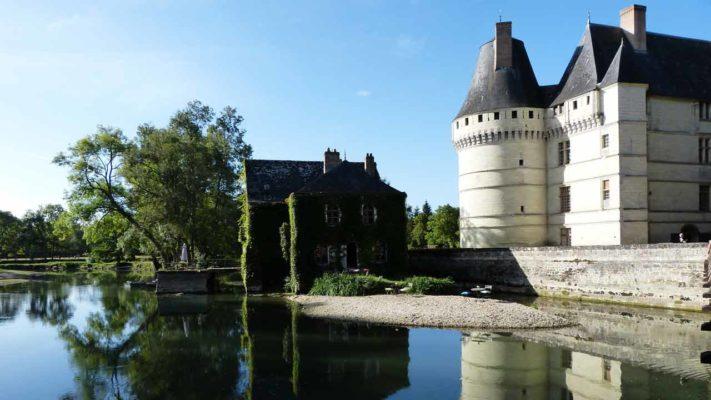 château de islette val de loire vacances france