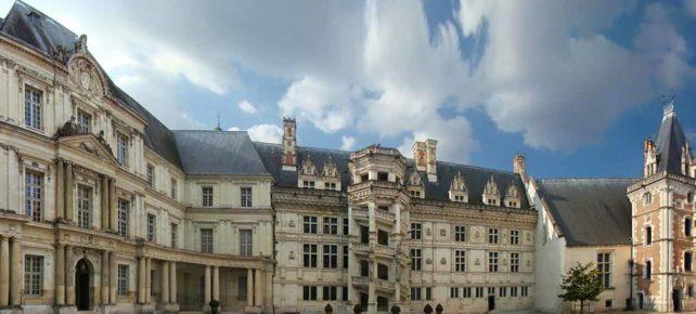 château royal de blois vacances france