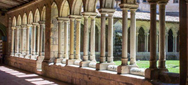 église monolithe saint émillion