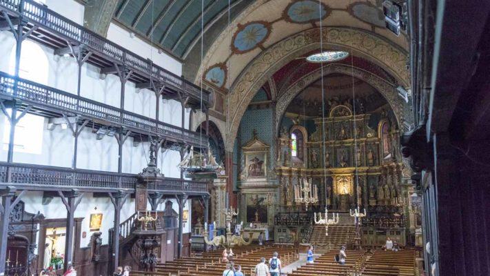 église saint jean baptiste vacances saint jean de luz