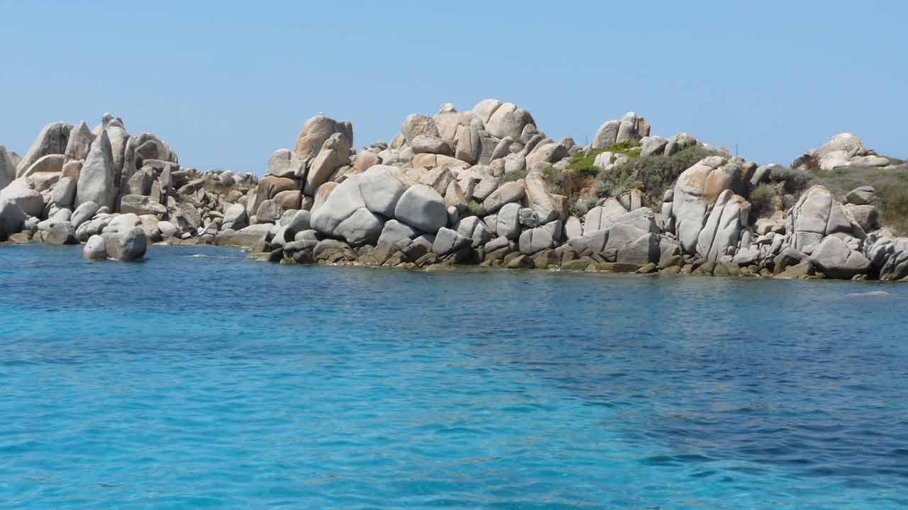 îles Lavezzi vacances en Corse