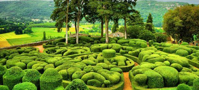 jardins de marqueyssac vacances aquitaine