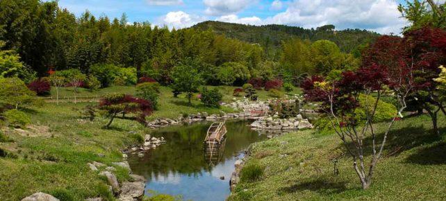 jardins japonais vacances pays de la Loire