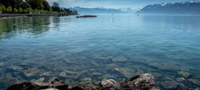 le lac leman suisse france