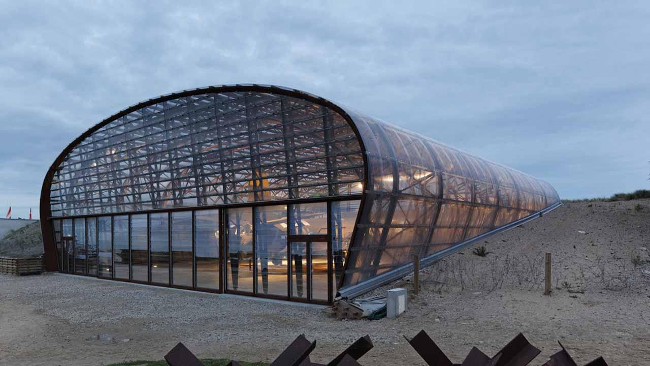 musée du débarquement à Utah Beach