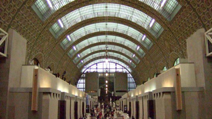 le musée d'orsay paris vacances