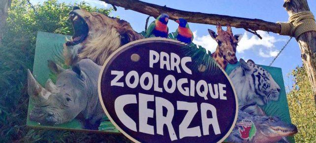 parc zoologique de Cerza vacances en Normandie