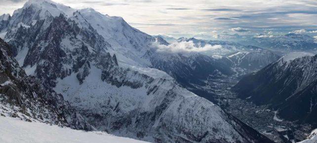 randonnée mont blanc séjour chamonix france
