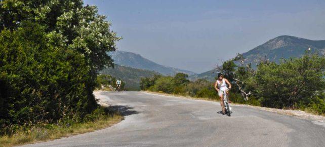 routes des crêtes la palud vacances paca