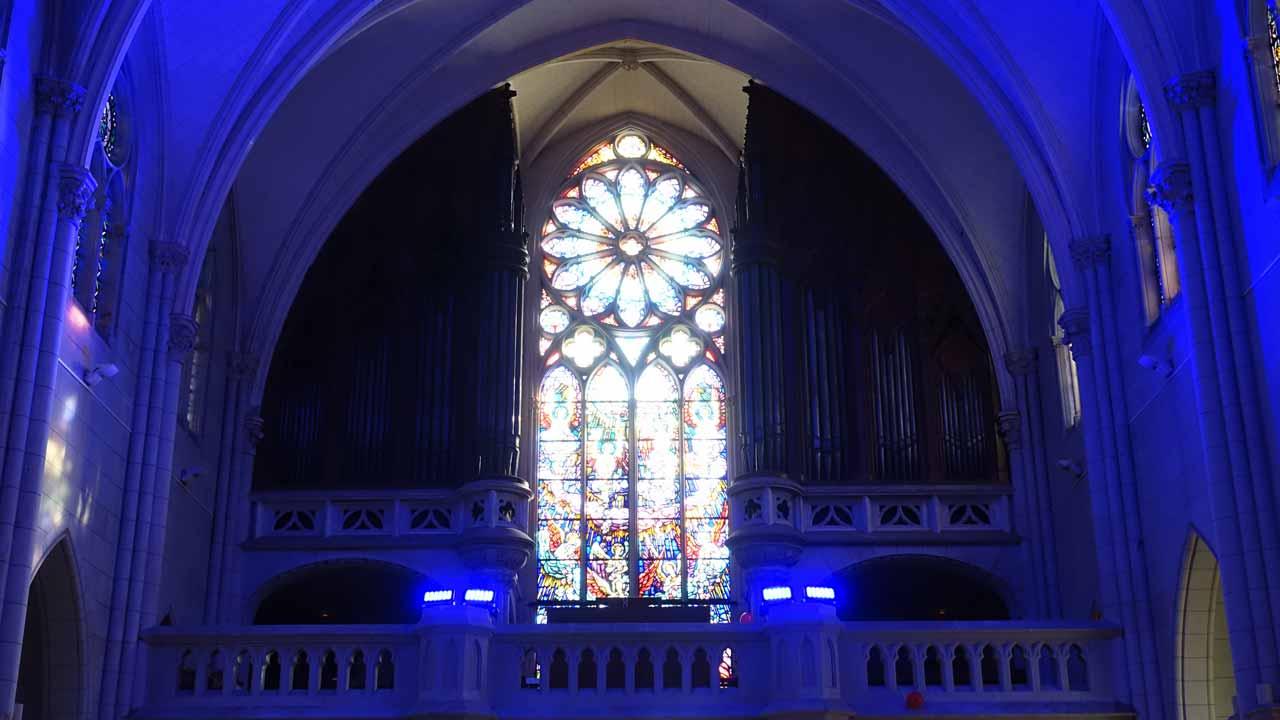 sanctuaire sainte therese vacances en normandie