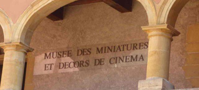 visite musée miniatures et cinéma de Lyon