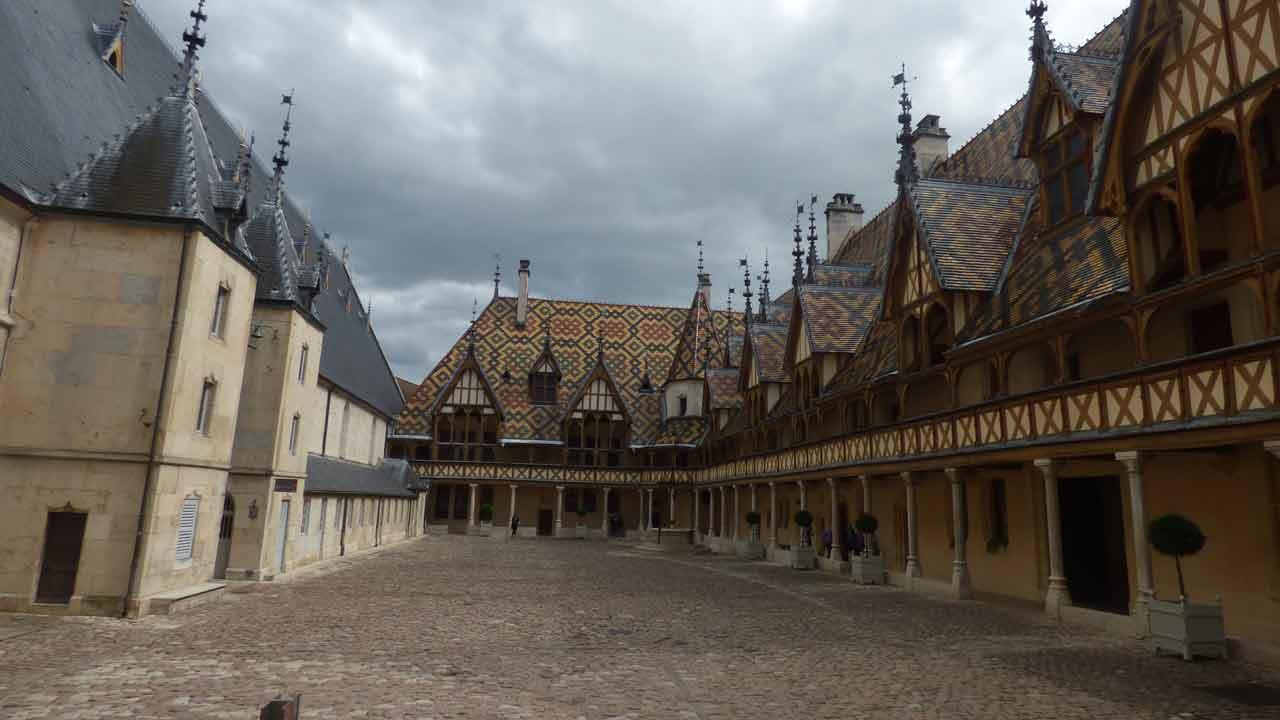 visite du musée l'hotel de Dieux vacances bourgogne