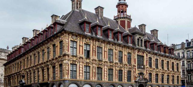visite du vieux Lille vacances en France