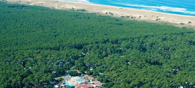 camping naturiste bord de mer aquitaine